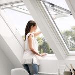 Freie Sicht in den Himmel und ein Maximum an Tageslicht